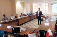 FLDC holds A workshop on the Scientific Research Outputs Marketing
